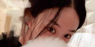 Dĩnh Bảo selfie