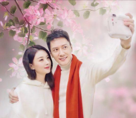Triệu Lệ Dĩnh cập nhật weibo chúc mừng sinh nhật Phùng Thiệu Phong và không quên PR phim thay ông xã.